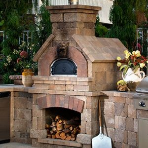 Belgard Brick Oven