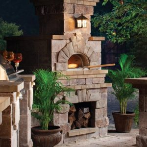 Cary Landscape Inc. is the company to call for outdoor fireplaces