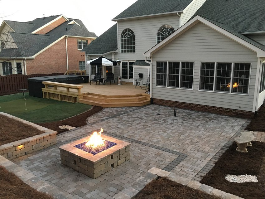 Cary Landscaping, Inc